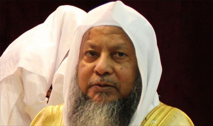 وفاة الشيخ محمد أيوب إمام المسجد النبوي